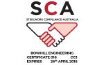 Steelwork Compliance Australia (SCA) – Construction Category 3