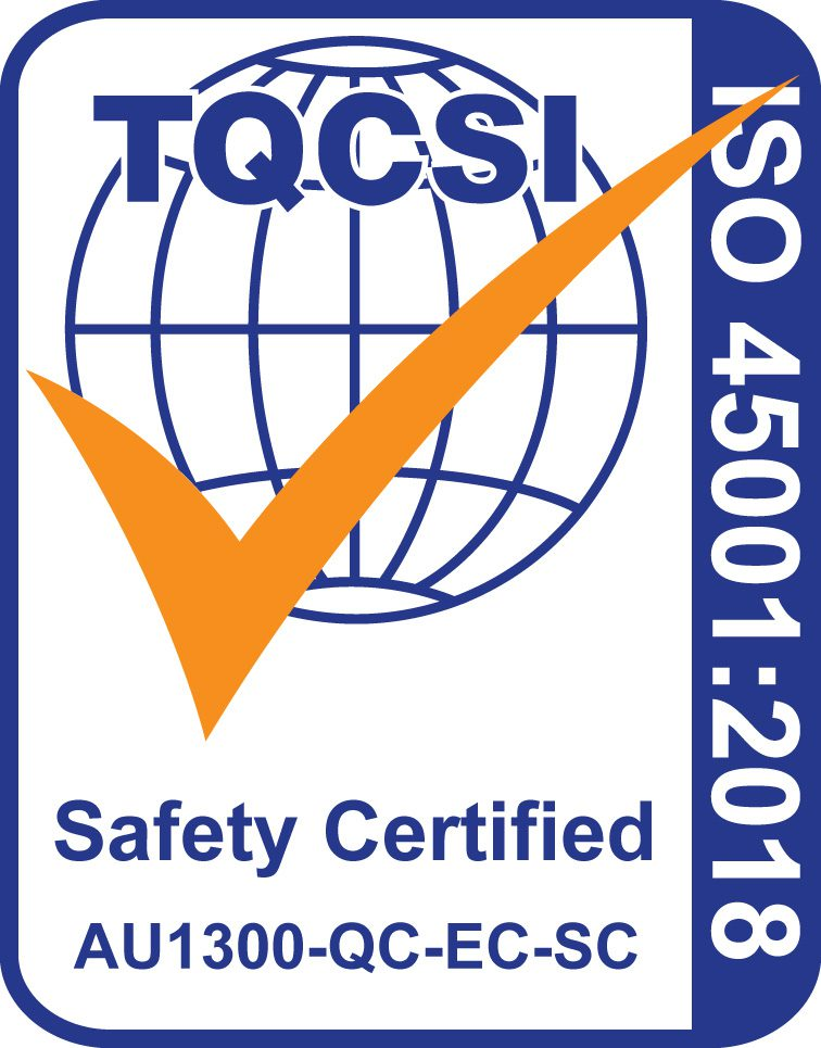 ISO45001: 2018 Safety Management System